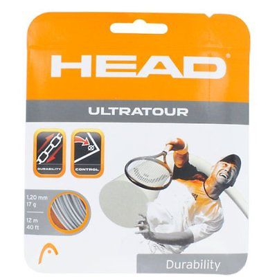 Head Ultra Tour 16 Silver String