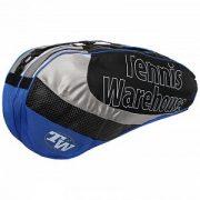 Tennis Warehouse Blue 6-Pack Bag2